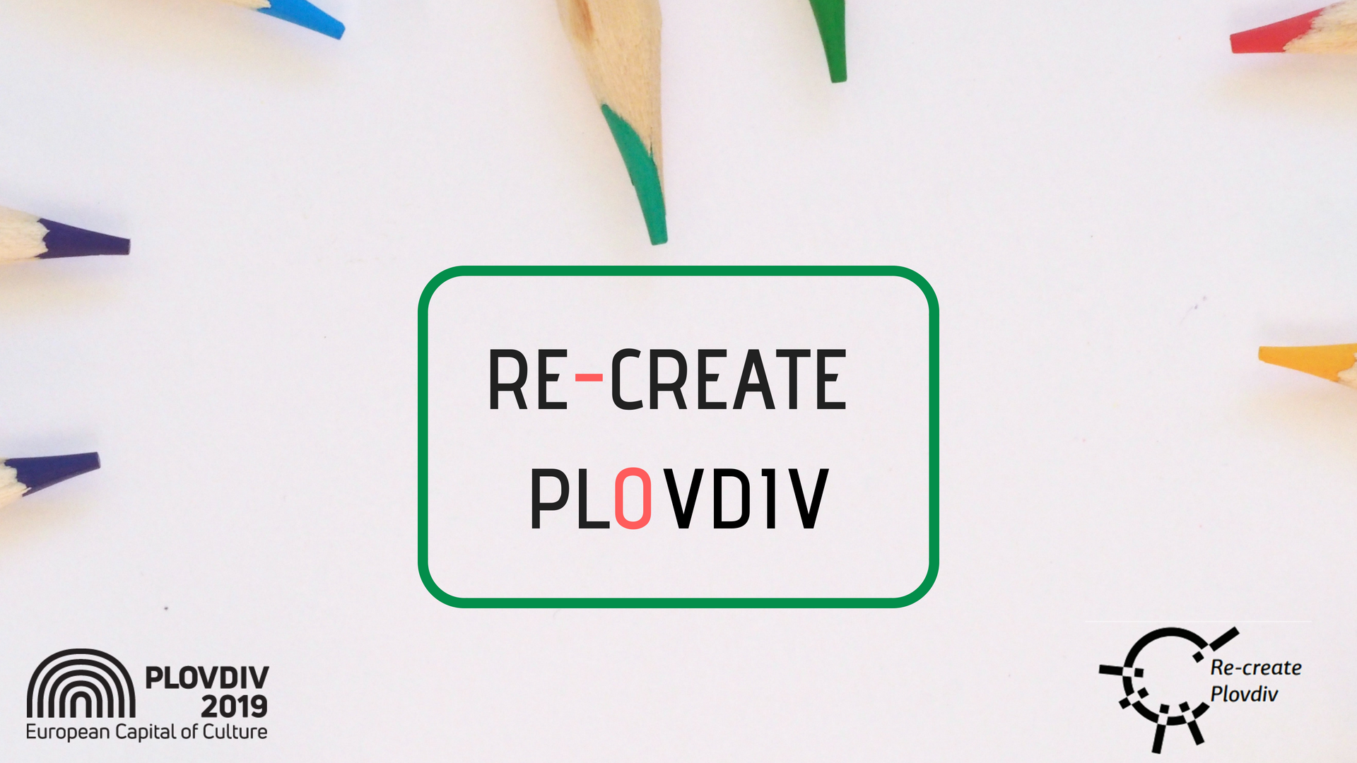 re create plovdiv opening event 19 09 2018 plovdiv 2019