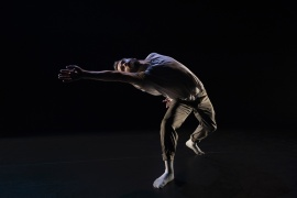 Out Innerspace Bygones Dancer David Harvey © David Raymond