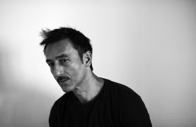 Dimitris Papaioannou_portrait__photograph by Julian Mommert
