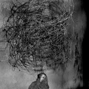 ©Roger Ballen, Twirling wires