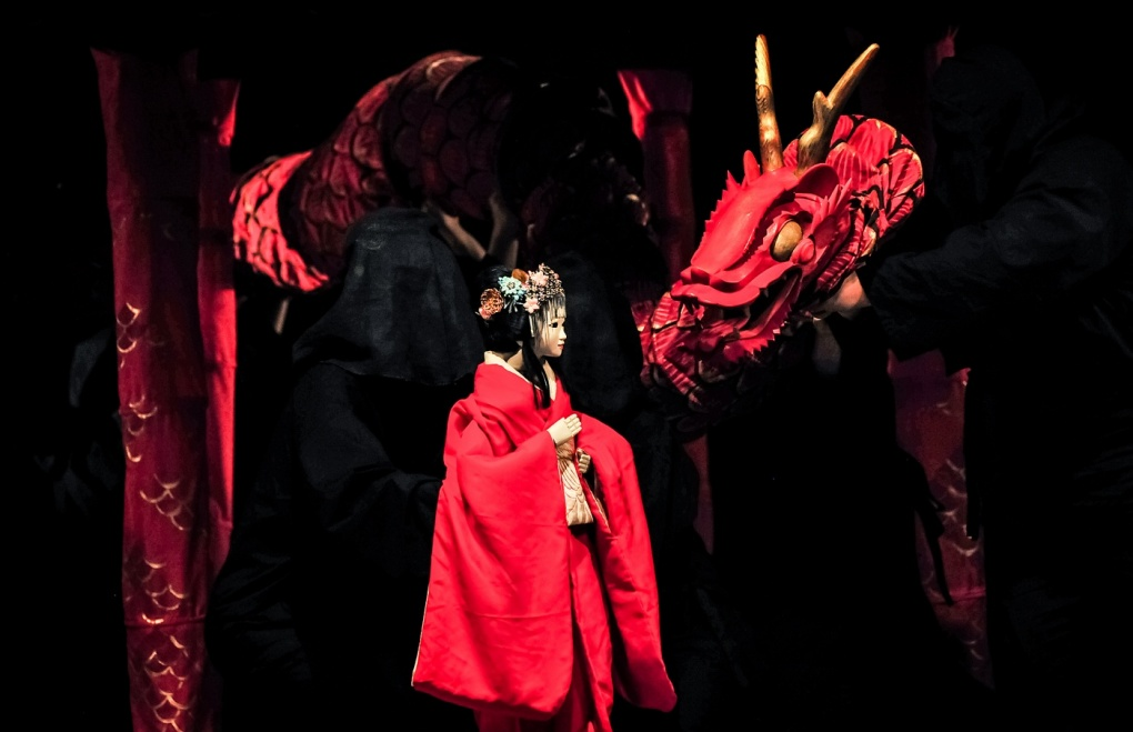 Week of the Japanese Puppet Theatre